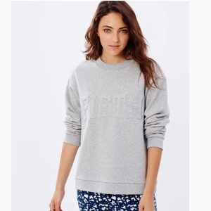 The Fifth label embossed logo Sweatshirt